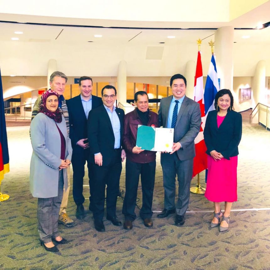 JUNE 1, 2019: A PIVOTAL MOMENT FOR FILIPINO CANADIANS