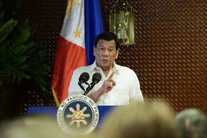 Malacañang maintains Duterte not surrendering PH sovereignty