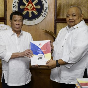 Palace: 2019 budget's vetoed provisions 'unconstitutional'