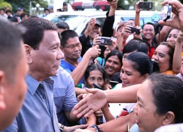 PRRD's record-high SWS ratings, 'hard slap' on critics: Panelo