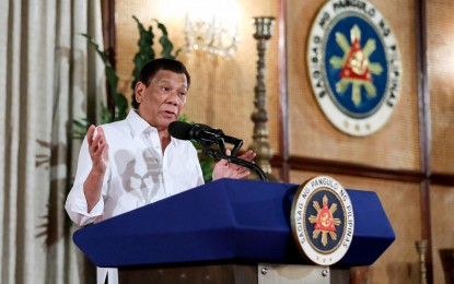 PRRD 'happy' that more Filipinos appreciate his work