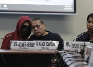 Ex-rebels confirm Communist Party of the Phils – New People's Army (CPP-NPA) recruitment in schools