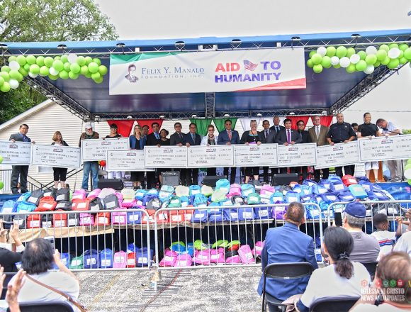 """IGLESIA NI CRISTO (INC)  completes its US Tour OF """"Aid to Humanity"""", Reaches out to 10 States"""