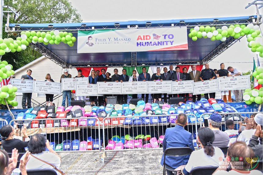 "IGLESIA NI CRISTO (INC)  completes its US Tour OF ""Aid to Humanity"", Reaches out to 10 States"