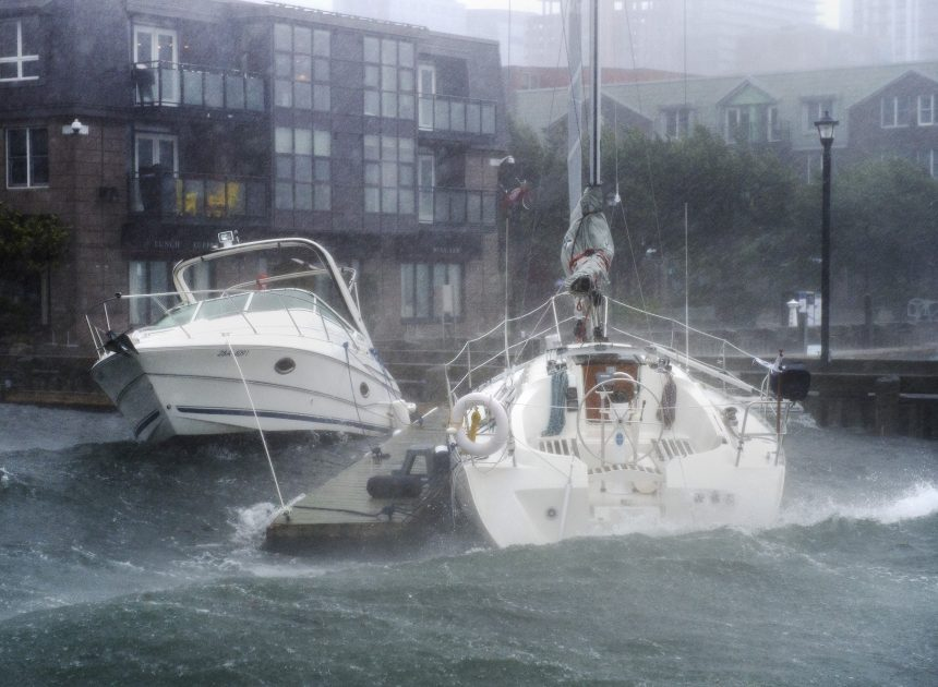 'Very dangerous storm' Dorian causing widespread power outages, damage