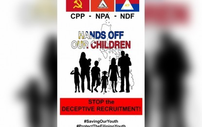 Hands off our children: Saving PHilippine youth from communism