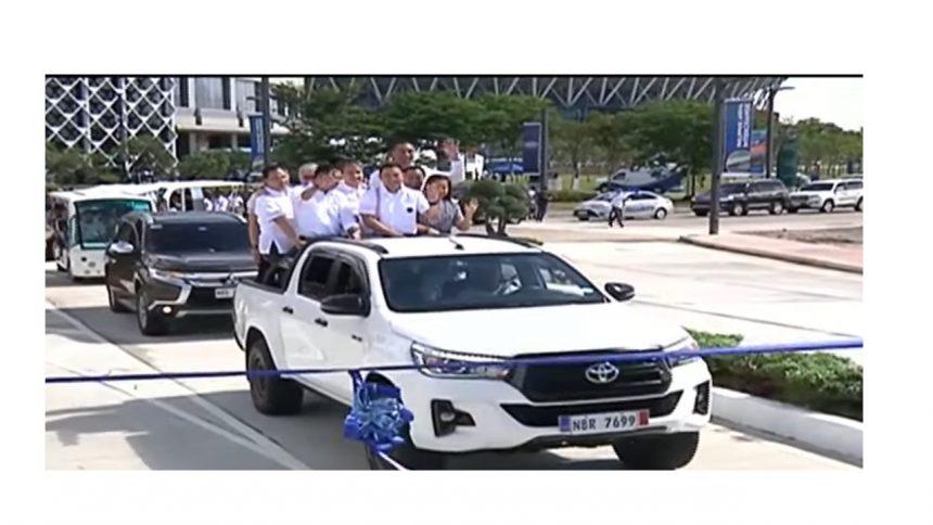 P261-M Ciudad de Victoria Interchange in Bulacan opens