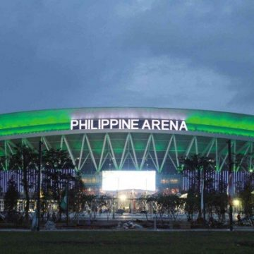 """PHL government to turn the massive Philippine Arena to a """"mega-quarantine facility"""" for COVID-19 patients"""